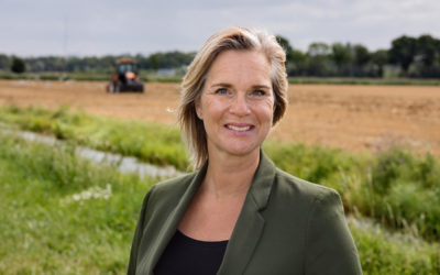 Esther de Snoo nieuwe hoofdredacteur Nieuwe Oogst
